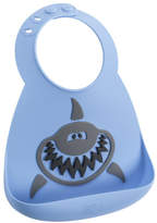 Make My Day Shark Baby Bib