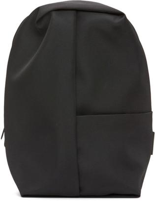 Côte and Ciel Black EcoYarn Sormonne Backpack