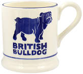 Emma Bridgewater British Bulldog Half Pint Mug, 284ml
