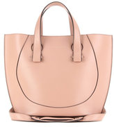 Victoria Beckham Small Tulip leather tote