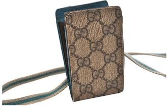 Gucci Brown Plastic Accessories