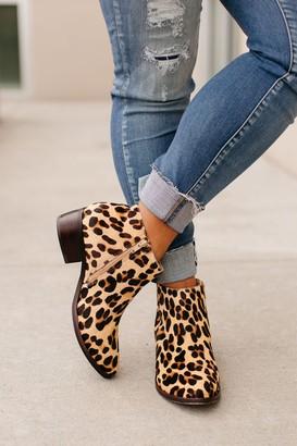 Billie Bootie - Leopard