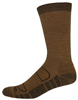 Dickies Men's 2 Pack All Season Merino Wool Light Cushion Crew Socks