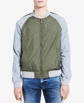 Calvin Klein Jeans Men's Colorblocked Utility Jacket
