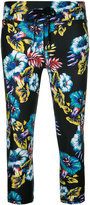 The Upside floral print cropped leggings