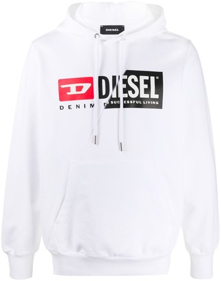 Diesel Reworked Hooded Sweatshirt