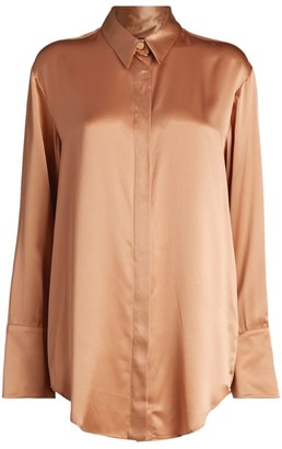 Michael Lo Sordo Silk Shirt
