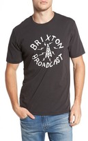Brixton Men's Broadcast T-Shirt