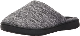 Isotoner Women's Space Knit Andrea Clog Slippers