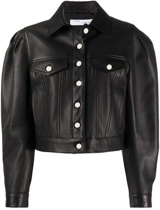 IRO Aressa leather jacket