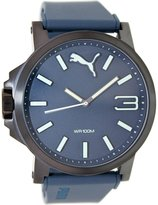 Puma Men's Ultrasize PU103461005 Rubber Analog Quartz Watch