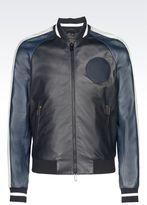 Emporio Armani Light leather jacket
