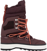Stella McCartney adidas x Women's Winter Boots-Burgundy