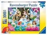 Ravensburger Magical Fairy Night - 100pc Puzzle