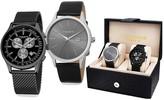 Akribos XXIV Unisex Watch Gift Set