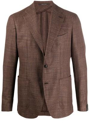 Tagliatore Slim-Fit Jacket