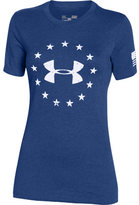 Under Armour Women's Freedom Logo SS Tee