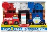 Melissa & Doug Kids' Lock & Roll Rescue Garage