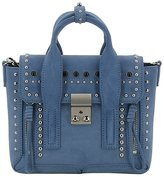 3.1 Phillip Lim Women's As170226sssfrench Suede Shoulder Bag