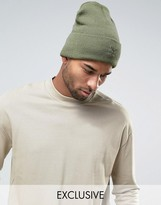Puma Archive No 1 Beanie In Green Exclusive To Asos 02142804