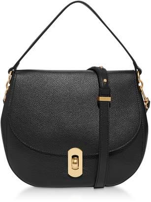 Coccinelle Zaniah Medium Leather Shoulder Bag