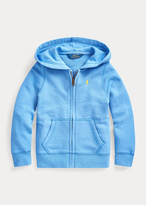 Ralph Lauren Cotton-Blend-Terry Hoodie