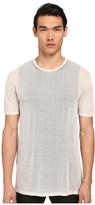 CNC Costume National Double Layered Knit T-Shirt