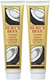 Burt's Bees Foot Creme, Coconut , 4.34 oz, 2 pk