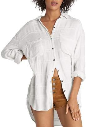 Billabong Easy Movin High/Low Shirt