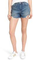 Blank NYC Women's Blanknyc High Rise Cutoff Denim Shorts