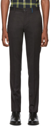 Paul Smith Black Slim Fit Trousers