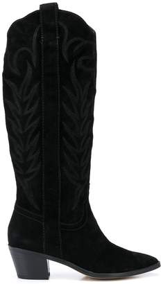 Dolce Vita Solei western-style boots