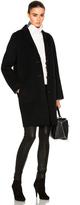 Rag & Bone Bree Reversible Raglan Coat
