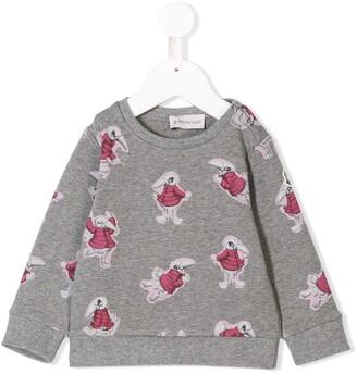 Moncler Enfant Printed Sweatshirt