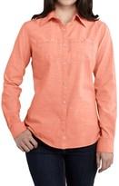 Carhartt Milam Shirt - Long Sleeve, Factory Seconds (For Women)
