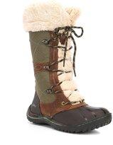Jambu Broadway Waterproof Faux Fur Boots