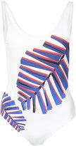 Onia Kelly swimsuit - women - Nylon/Spandex/Elastane - XS