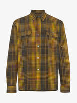 Our Legacy country checked shirt