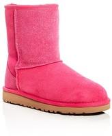 UGG Girls' Short Serein Sparkle Boots - Little Kid, Big Kid