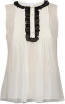 Diane von Furstenberg Betsy blouse