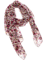 Private Label River Silk Scarf