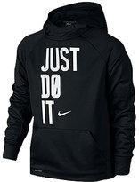Nike Boys' Therma Just Do It Hoodie, Boys