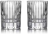 Baccarat Harmonie Double Old-Fashioned Glass Set