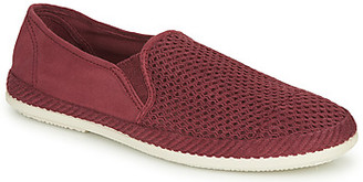 Bamba By Victoria ANDRE ELASTICO TINT men's Espadrilles / Casual Shoes in Bordeaux