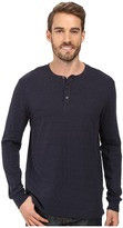 Threads 4 Thought Double Face Long Sleeve Henley
