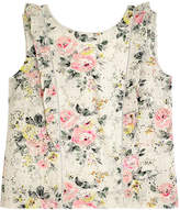 Cath Kidston Vintage Bunch Broderie Anglaise Top