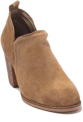 Zigi Girl Sindy Suede Short Bootie