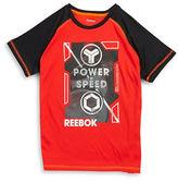 Reebok Boys 8-20 Athletic Short-Sleeve Graphic T-Shirt