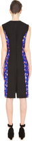 Marc Jacobs Royal Blue Sequined Bow Dress