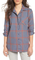 RVCA Plaid Long Sleeve Shirt